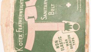 Sanitary Belt
